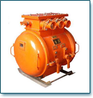 qbz-200隔爆型真空可逆电磁起动器